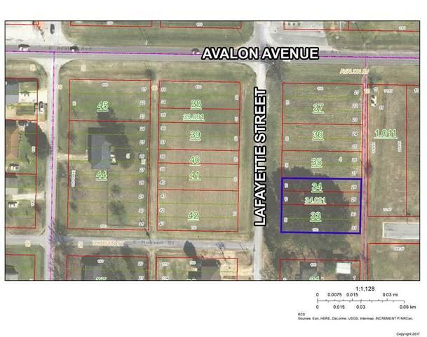 0 Lafayette St N, Sheffield, AL 35660 (MLS #154416) :: MarMac Real Estate