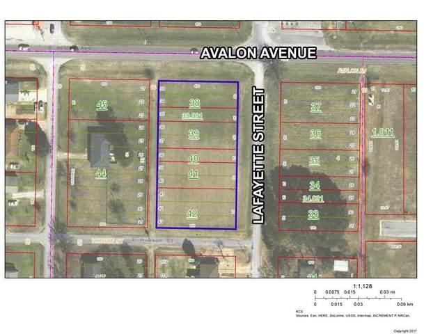 0 Avalon Ave, Tuscumbia, AL 35674 (MLS #154654) :: Amanda Howard Sotheby's International Realty