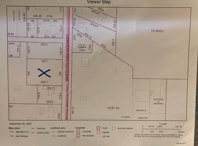 00 Hwy 101, Rogersville, AL 35652 (MLS #166523) :: MarMac Real Estate