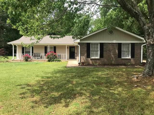 121 Bailey Springs Dr E, Florence, AL 35631 (MLS #167433) :: MarMac Real Estate