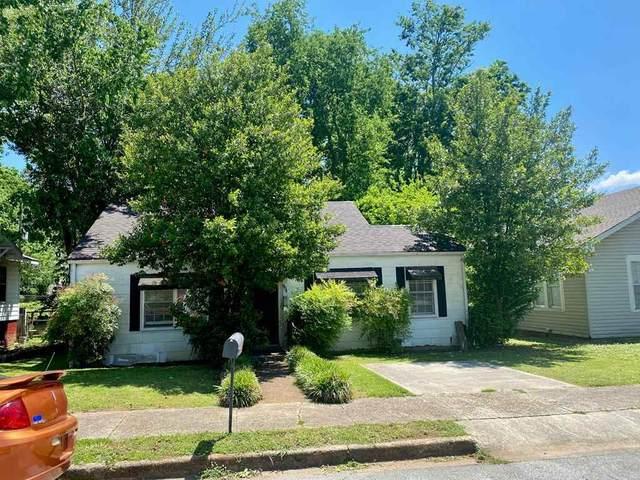 804 Columbia Ave, Sheffield, AL 35660 (MLS #167497) :: MarMac Real Estate