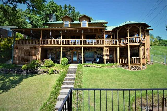 107 Lakeview Shores Dr, Muscle Shoals, AL 35661 (MLS #167614) :: MarMac Real Estate