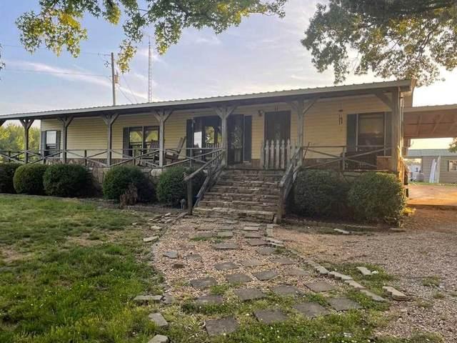 141 Cr 3408, Haleyville, AL 35565 (MLS #167717) :: MarMac Real Estate