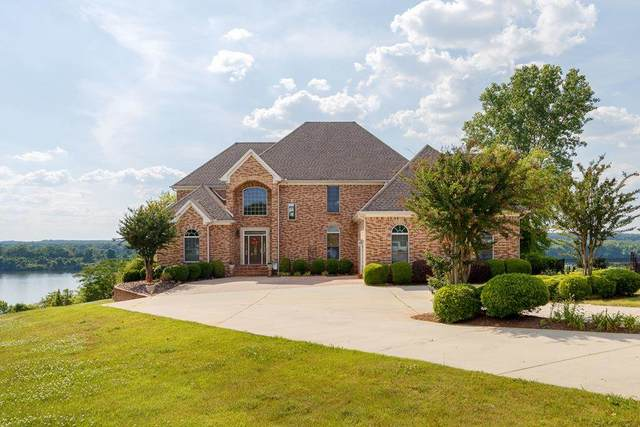 126 Clear View Dr, Sheffield, AL 35660 (MLS #167787) :: MarMac Real Estate