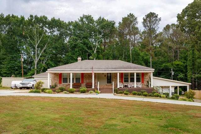 469 Betsy Ross Ln, Florence, AL 35633 (MLS #167815) :: MarMac Real Estate