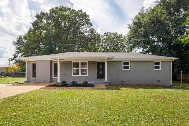 1308 S Calhoun St, Tuscumbia, AL 35674 (MLS #167959) :: MarMac Real Estate
