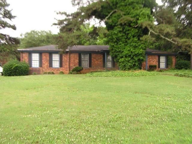 1851 W Tannehill Dr W, Florence, AL 35631 (MLS #167961) :: MarMac Real Estate