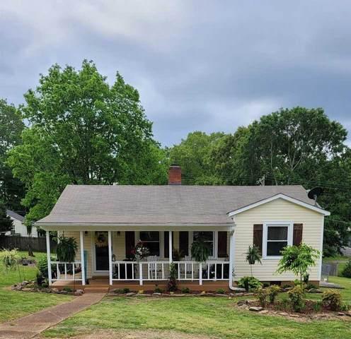 1009 Ridgeway St #0, Florence, AL 35630 (MLS #168149) :: MarMac Real Estate