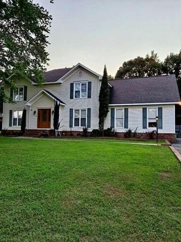 910 Warren St, Tuscumbia, AL 35674 (MLS #168298) :: MarMac Real Estate