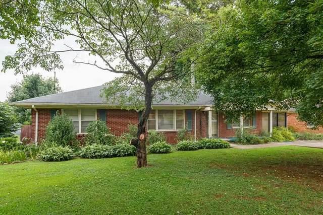 106 Emerald Dr, Tuscumbia, AL 35674 (MLS #168415) :: MarMac Real Estate