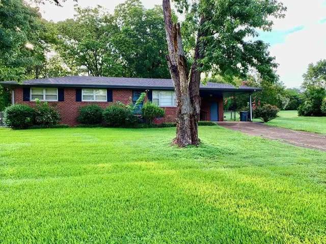 140 Suncrest Dr, Florence, AL 35633 (MLS #168416) :: MarMac Real Estate