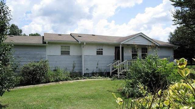444 Cr 3413, Haleyville, AL 35565 (MLS #168440) :: MarMac Real Estate