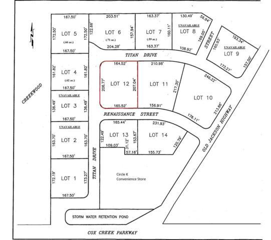 Lot12 Renaissance St, Florence, AL 35630 (MLS #424322) :: MarMac Real Estate