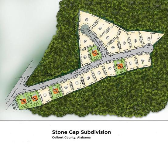 Lot 21 Stone Gap Rd, Tuscumbia, AL 35674 (MLS #425941) :: MarMac Real Estate