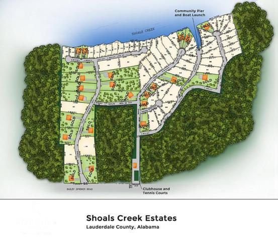 34 Branchview Ct, Florence, AL 35634 (MLS #426182) :: MarMac Real Estate
