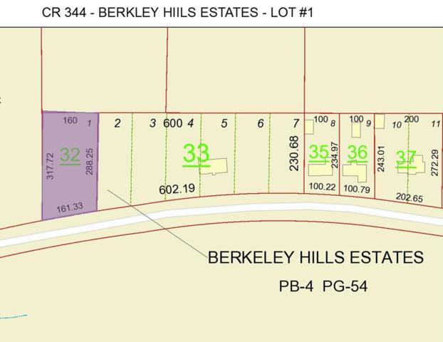 001 Cr 344, Florence, AL 35634 (MLS #426433) :: MarMac Real Estate