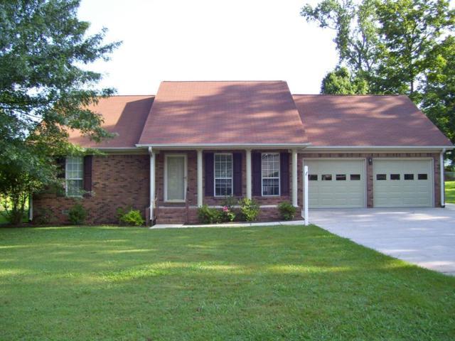 421 Jackson Ave, Rogersville, AL 35652 (MLS #427499) :: Coldwell Banker Elite Properties