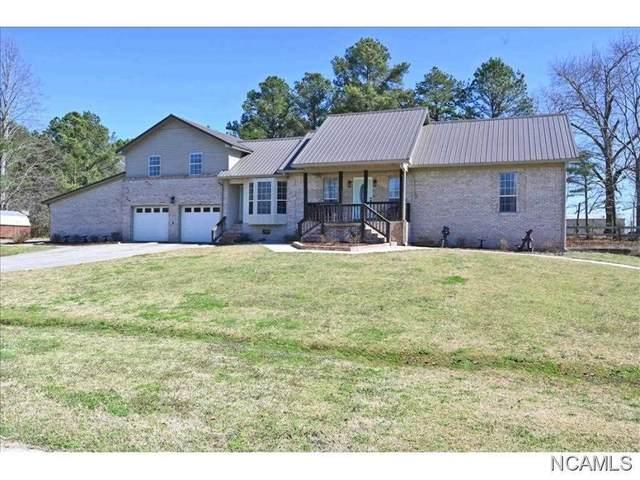 9630 County Line Rd, Leighton, AL 35646 (MLS #427504) :: Coldwell Banker Elite Properties