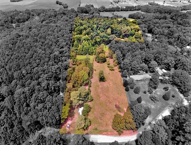 0 Dry Branch Rd, Killen, AL 35645 (MLS #427629) :: Coldwell Banker Elite Properties