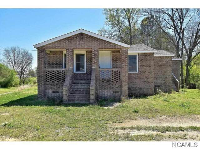 301 Dearborn Ave W, Muscle Shoals, AL 35661 (MLS #427636) :: Coldwell Banker Elite Properties