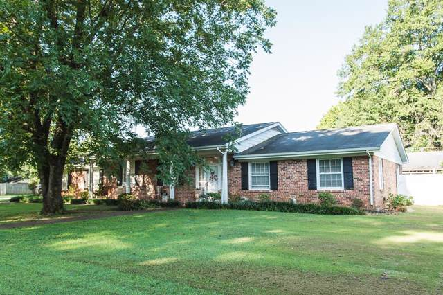 312 Ford St, Muscle Shoals, AL 35661 (MLS #427642) :: Coldwell Banker Elite Properties