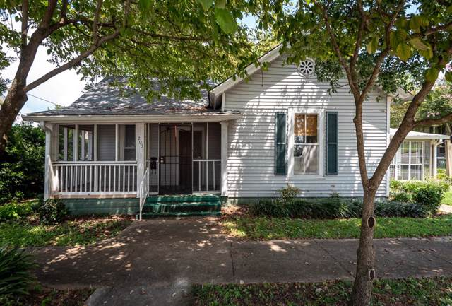 203 E Fourth St, Tuscumbia, AL 35674 (MLS #427650) :: Coldwell Banker Elite Properties