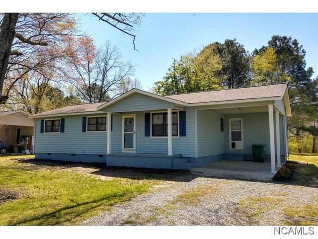 1024 Garrett Ln, Florence, AL 35634 (MLS #427657) :: Coldwell Banker Elite Properties