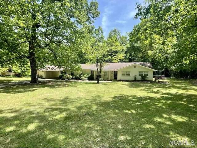 1742 Highland Dr Nw, Cullman, AL 35055 (MLS #427679) :: MarMac Real Estate