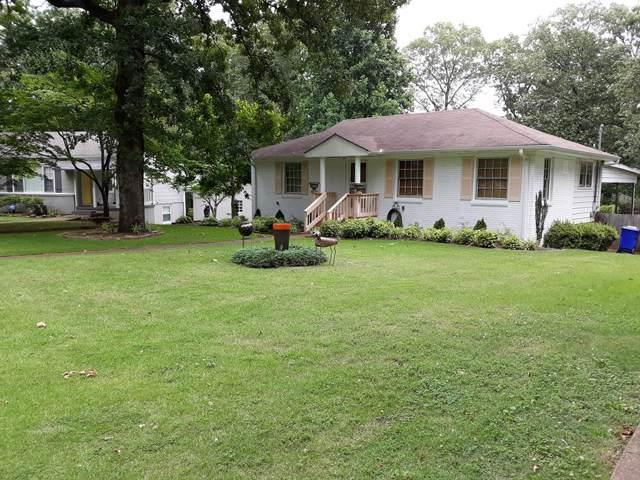 463 Lewis Ave, Florence, AL 35630 (MLS #427680) :: Coldwell Banker Elite Properties