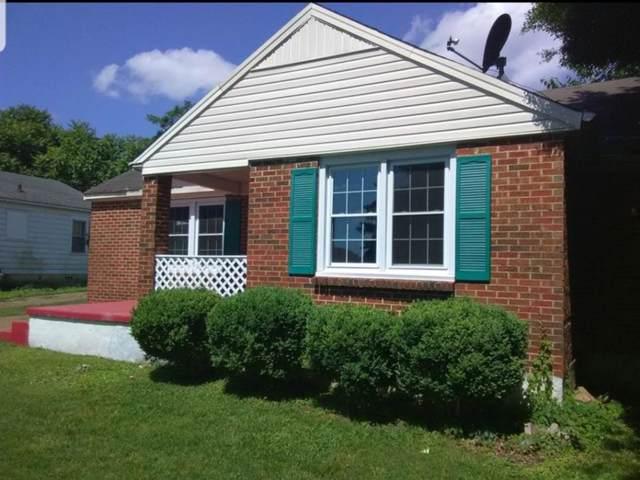 1109 Bellemeade Ave, Florence, AL 35630 (MLS #427706) :: Coldwell Banker Elite Properties