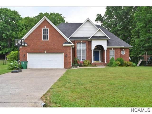 67 Co Rd 265, Cullman, AL 35057 (MLS #427969) :: MarMac Real Estate