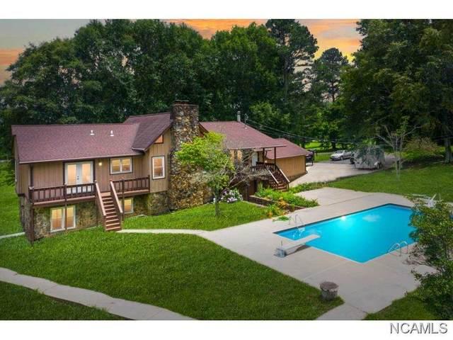 16632 Hwy 72E, Rogersville, AL 35652 (MLS #428055) :: MarMac Real Estate