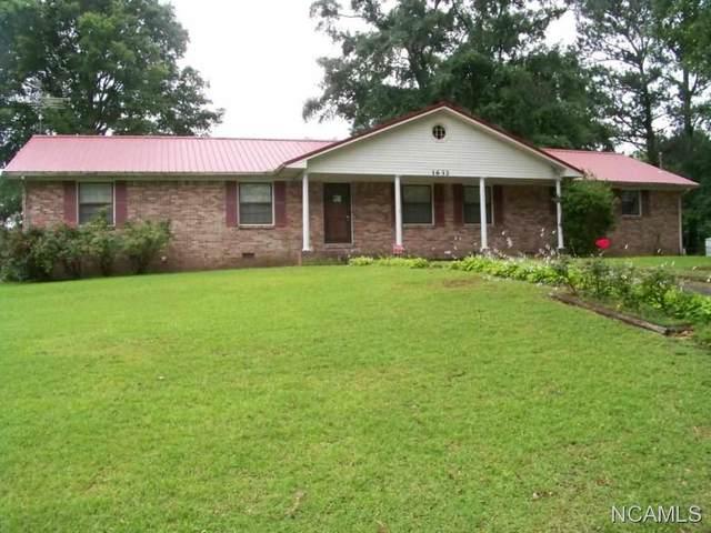 00000 Hwy 101, Rogersville, AL 35652 (MLS #428109) :: MarMac Real Estate