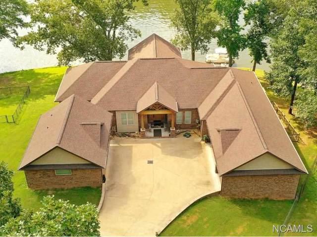 194 Creek Ln, Haleyville, AL 35565 (MLS #428258) :: MarMac Real Estate