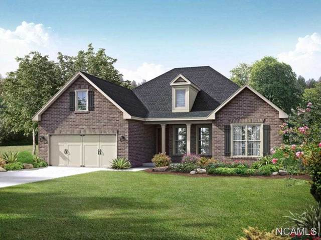 152 Cedar Point Ln, Killen, AL 35645 (MLS #428266) :: MarMac Real Estate