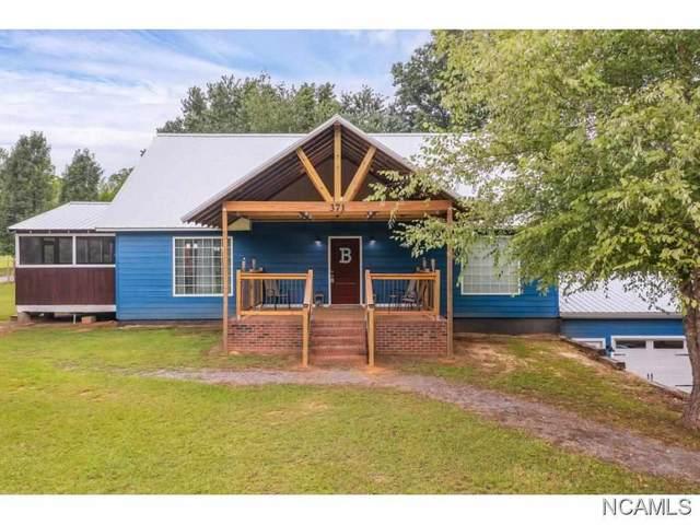 56 Valley Grove St, Tuscumbia, AL 35674 (MLS #428268) :: MarMac Real Estate