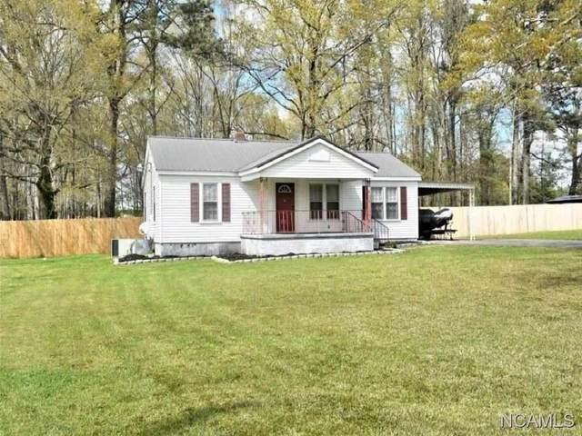 1103 Bernice St, Tuscumbia, AL 35674 (MLS #428281) :: MarMac Real Estate