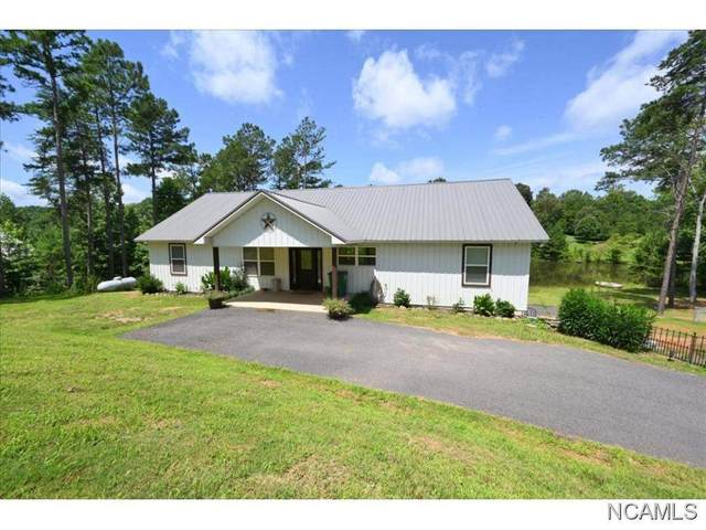 407 W Ford Ave, Muscle Shoals, AL 35661 (MLS #428303) :: MarMac Real Estate