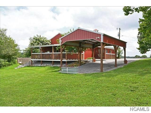 00 Bainbridge Loop, Muscle Shoals, AL 35661 (MLS #428305) :: MarMac Real Estate