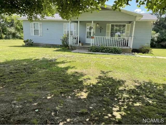 106 Emmitt Goodwin Avenue, Muscle Shoals, AL 35661 (MLS #428308) :: MarMac Real Estate