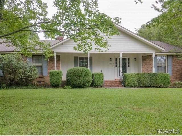 1629 NW Ridge St, Cullman, AL 35055 (MLS #428310) :: MarMac Real Estate