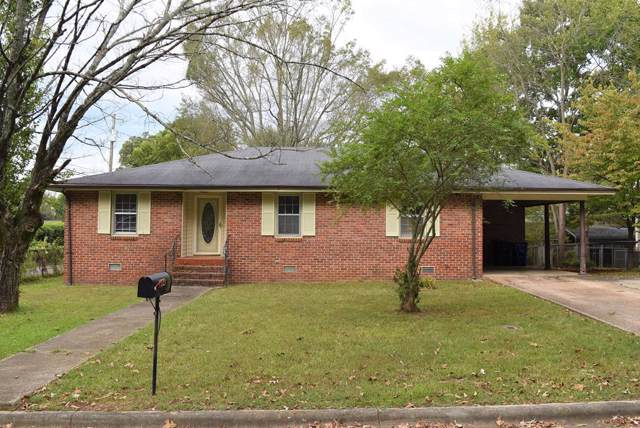 1721 Maple Ave, Florence, AL 35630 (MLS #428320) :: MarMac Real Estate
