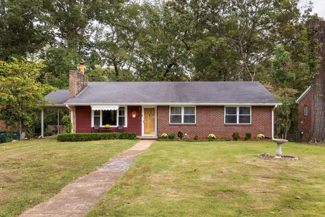 606 River Bluff Dr, Sheffield, AL 35660 (MLS #428339) :: MarMac Real Estate