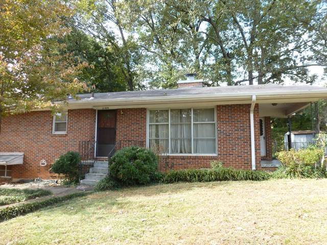 2005 Randolph St, Florence, AL 35630 (MLS #428347) :: MarMac Real Estate