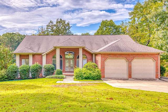 545 Hunter Point Cv, Muscle Shoals, AL 35661 (MLS #428356) :: MarMac Real Estate