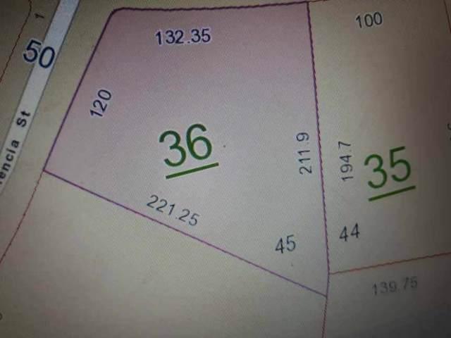 00 Valencia St, Muscle Shoals, AL 35661 (MLS #428398) :: MarMac Real Estate
