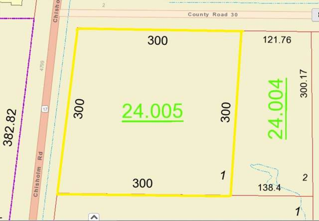 0 Chisholm Rd, Florence, AL 35634 (MLS #428505) :: MarMac Real Estate
