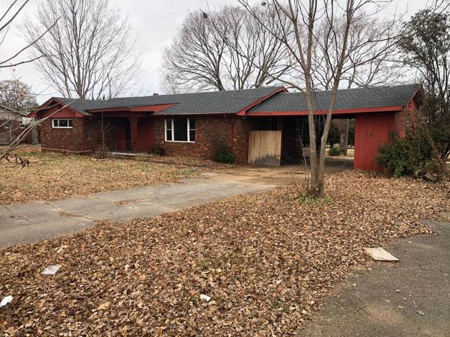 1613 6th St / Sixth St, Muscle Shoals, AL 35661 (MLS #428864) :: MarMac Real Estate