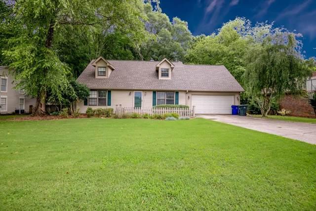 134 E Oak Hill Dr, Florence, AL 35633 (MLS #428868) :: MarMac Real Estate
