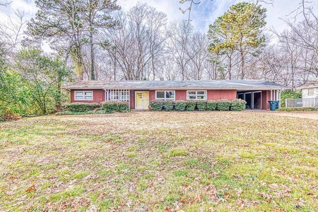 1833 Darby Dr, Florence, AL 35630 (MLS #428873) :: MarMac Real Estate